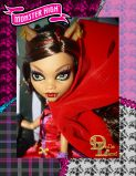 Clawdeen Wolf Little Dead Riding Wolf