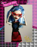 Ghoulia Yelps Scaris, City of Frights (Гулия Йелпс Скариж Город Страха)