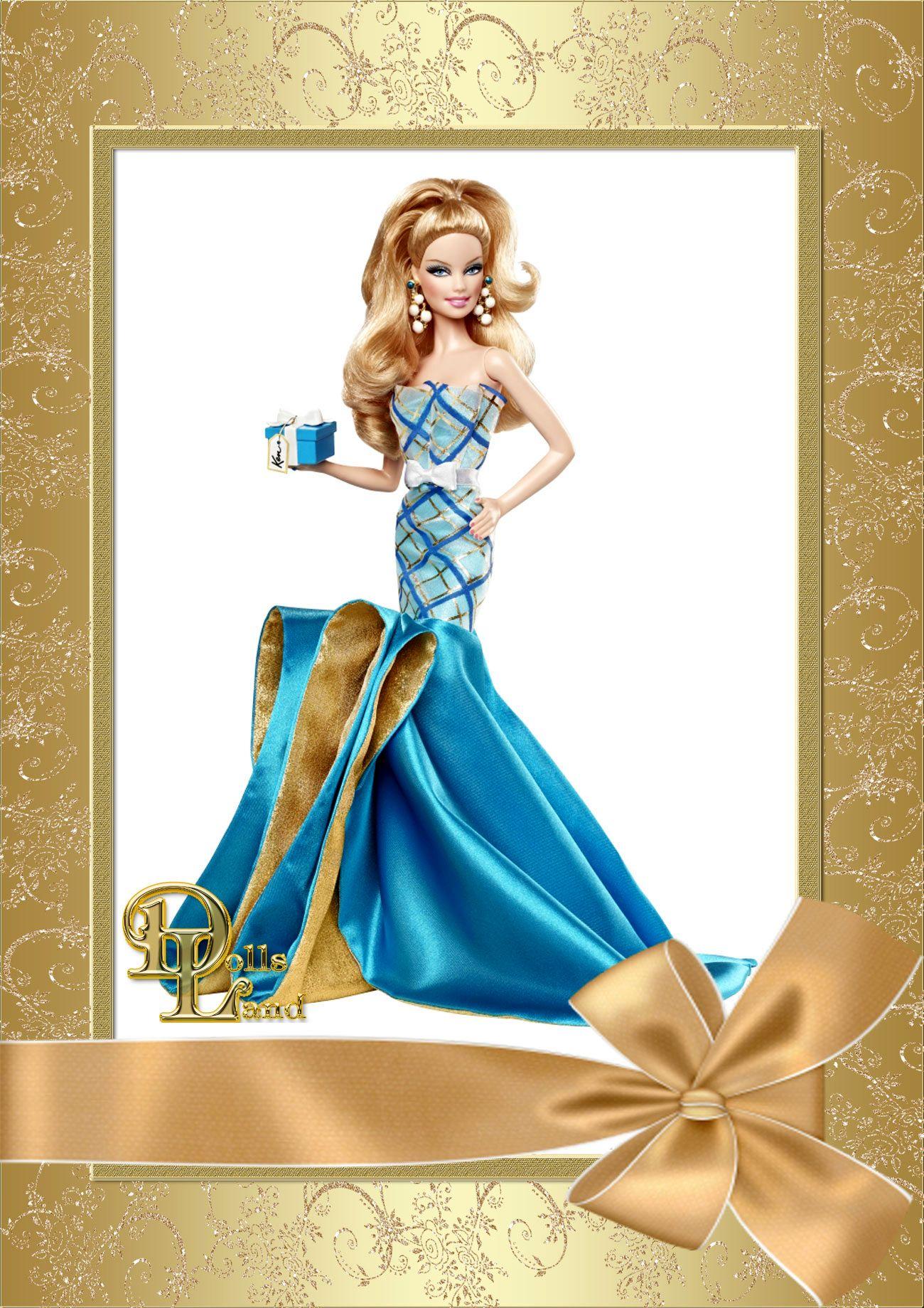 Коллекционные куклы Barbie
