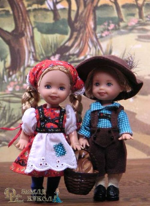 Куклы Kelly