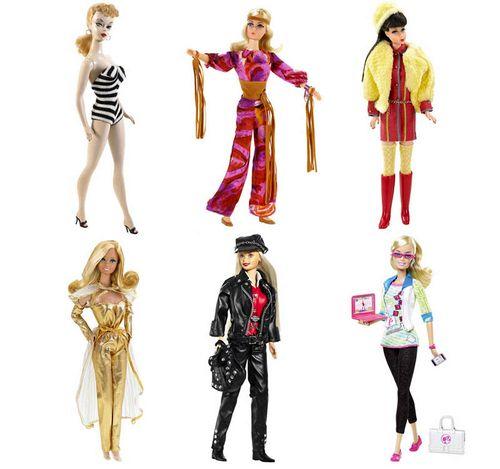 Куклы Barbie от Mattel